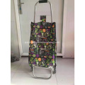 Foldable Shopping Vegetables Shopping Trolley Bag