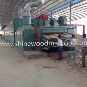 Shine Biomass Veneer Dryer for Plywood