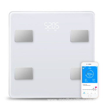 Personal Glass Digital Body Weight Bathroom Scale