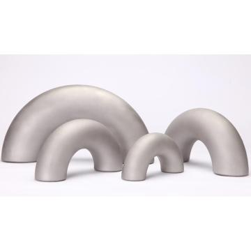 180deg WP304 long radius pipe elbow