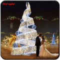 Giant Commercial outdoor lighting christmas tree