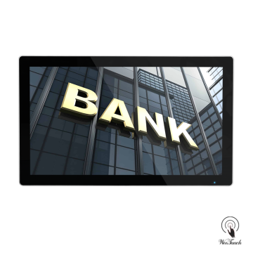 43 Inches Digital Information Board  for Bank