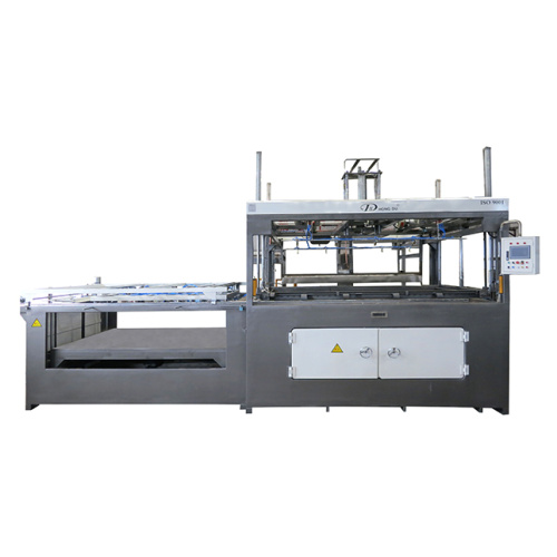 Acrylic thick sheet vacuum plastic forming machine