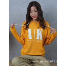 Printed Hoodies with Three Colors