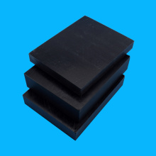 Black ESD POM-C Plastic Sheet