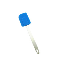silicone butter scraper with ss handle