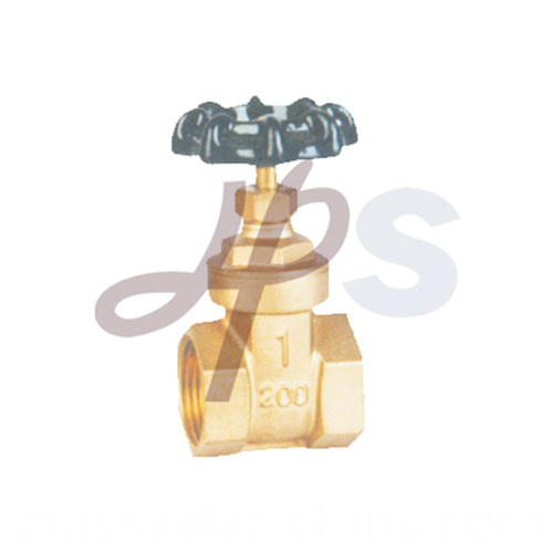 Wholesale Pn16 Brass Stem Gate Valve Hg08