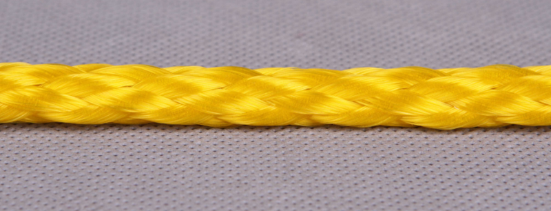 hollow braid poly pro rope 1