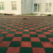 School Playground Rubber Floor