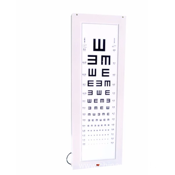 Hospital luxurious eyesight lamp box