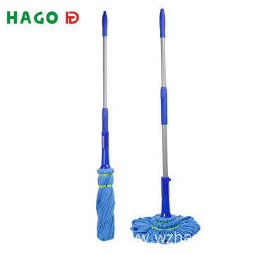 High quality Customized Microfiber Twist Twist Cleaning Mop
