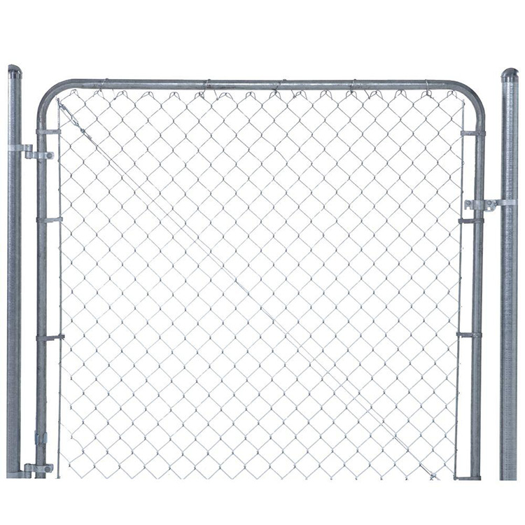 chain link fence from factory