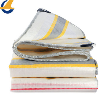 Waterproof Poly Tarpaulin for Trucks