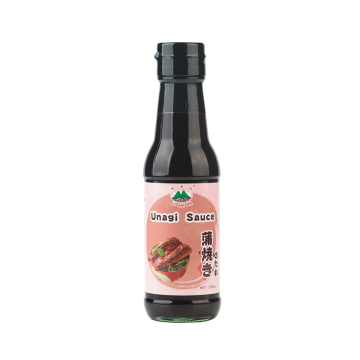 Unagi Sauce 150ml Glass Table Bottle