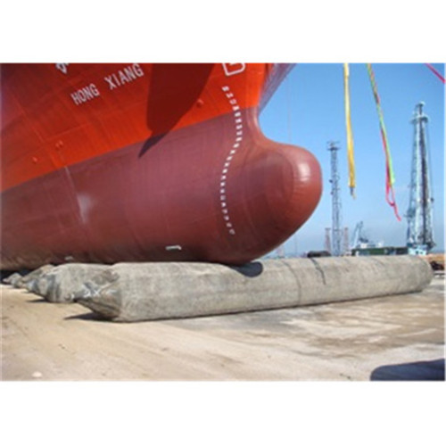 Ship Loading And Launching Rubber Marine Airbag