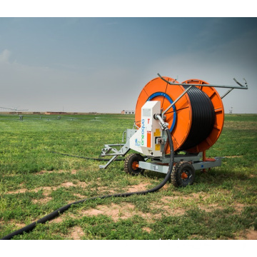 26m boom model hose reel irrigation