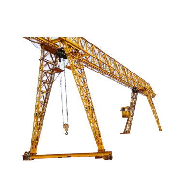 Truss structure 10 ton steel gantry crane price