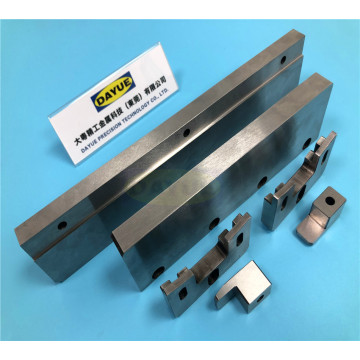 Surface Grinding machining mold components knife plate