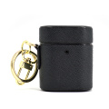 For Fashion Design Leather Airpods Case Cover