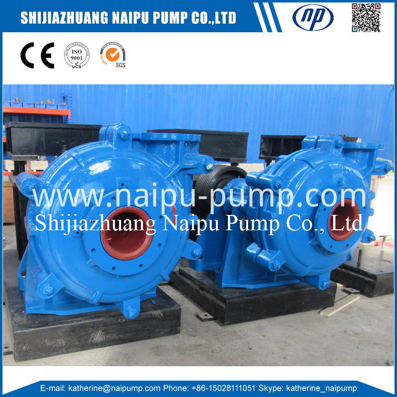 Warman Horizontal slurry pump