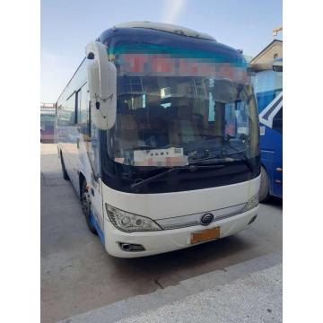 2014 year used yutong coach bus 45 seats