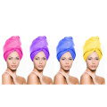 80/20 microfibre turban twist hair towel