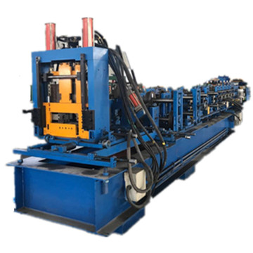 Ceiling Metal Furring Channel Roll Forming Machine