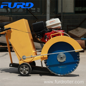 Gasoline Hand Push Concrete Cutter Machine with 500mm Blade
