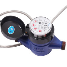 Remote Dry Dial Vane Wheel Water Meter