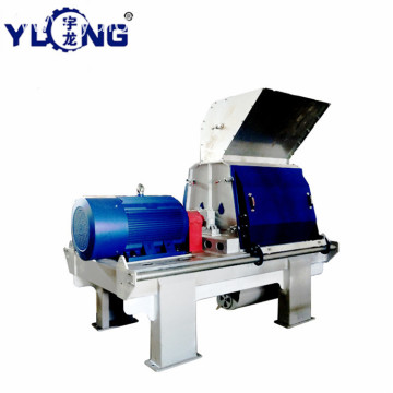 YULONG GXP75*75 straw hammer mill