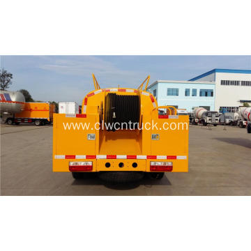 Guaranteed 100% DFAC 6000litres High Pressure Water Truck