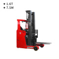 1.6 tons Eletric Reach Truck (7.5-meter Seat-on)