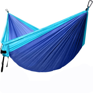BACKPACKING tree hammock swing for two