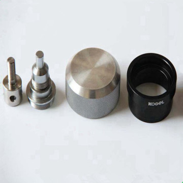 Custom CNC turned parts precision metal parts