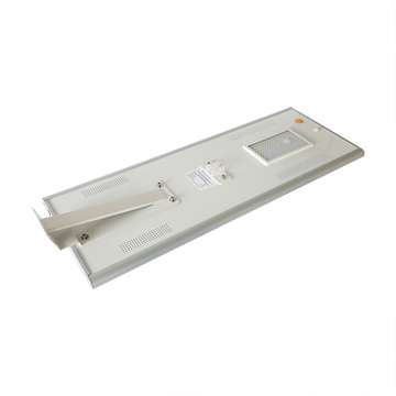 solar led garden light - integrated design