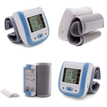 Digital  Blood Pressure Monitor with Heart Rate