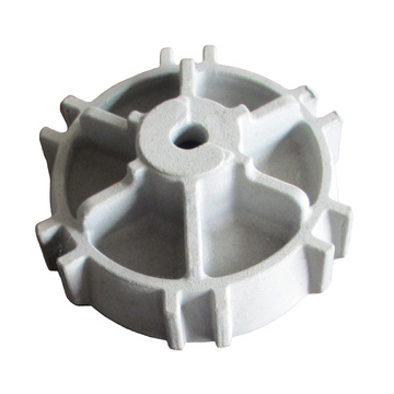 investment casting aluminium alloy castings components