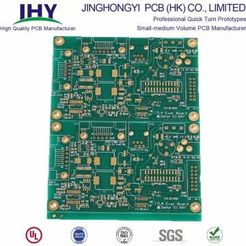 Fr4 Based Double Sided PCB with Immersion Gold