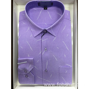 Top Quality Yarn Dyed Cotton Shirt
