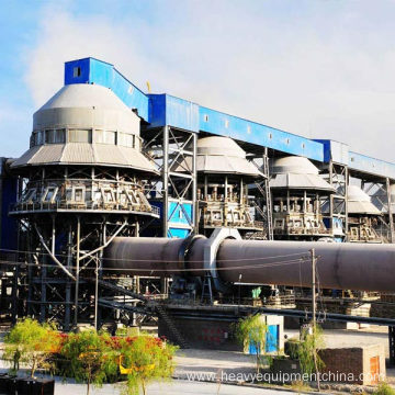 200 t/d Calcium Oxide Production Processing Line