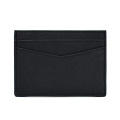New Arrive Pu Saffiano Leather Business Card Holder
