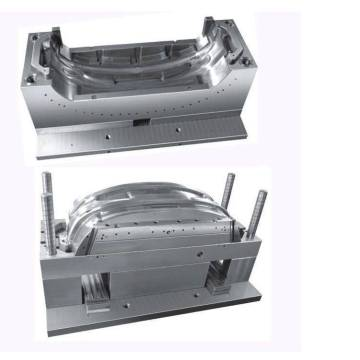Car Front and Rear Bumper Mould