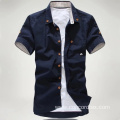 Mens short sleeve in style