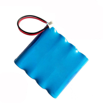 18650 1S4P 3.7V 13400mAh Lithium Ion Battery Pack