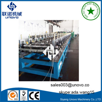 Roof panel sheet rolling machine UNOVO