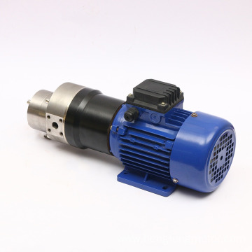 High Torque Oil pump 120W Servo DC Motor