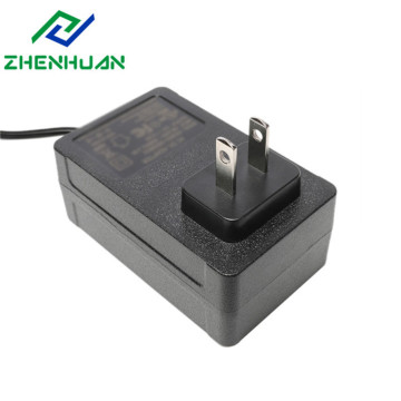 25.2V 1A Plug in Power Adapter Oplader 25.2W