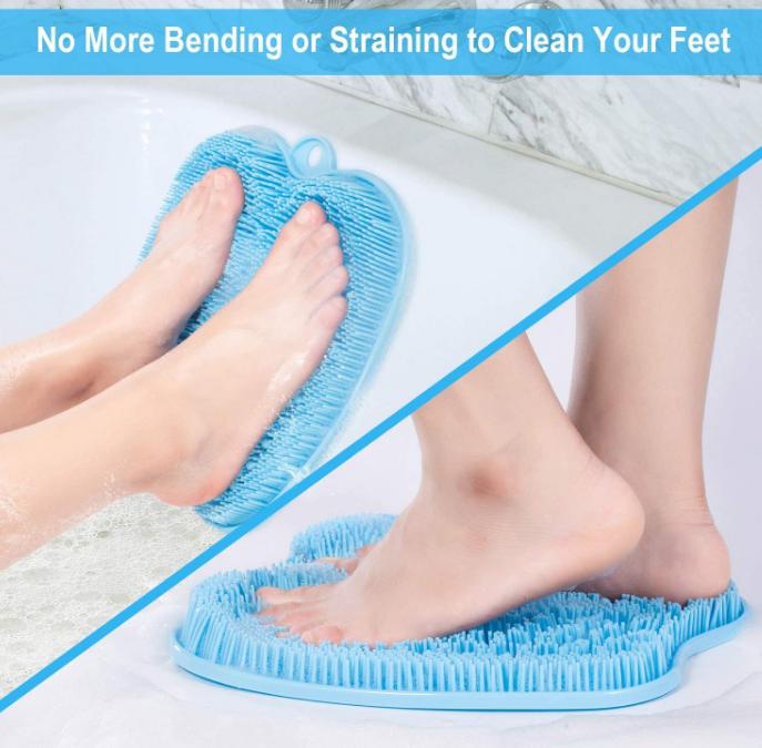 Silicone Foot Massager Scrubbers