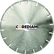 D350 Segmented Electroplated Cutting Blade