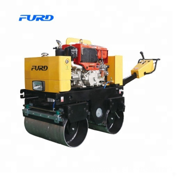 Best Price Mini Road Roller Compactor with Vibration Drum